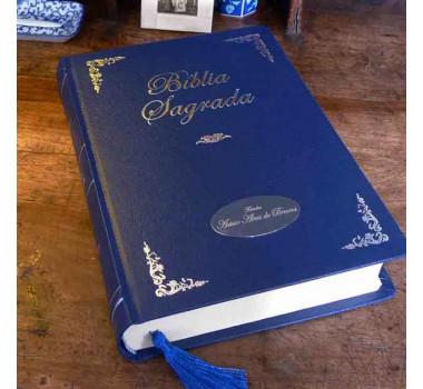 Bíblia da Família - Azul Royal