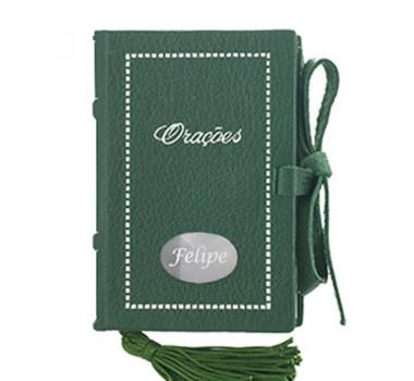 Livro de Oração Verde Musgo