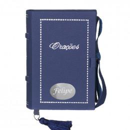 Livro de Oração Azul Royal