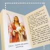 Livro de Oração Azul Claro